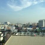 Photo taken at Princeton Park Suites Bangkok by AorPG R. on 12/1/2014
