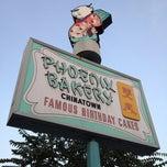 Photo taken at Phoenix Bakery by goEastLos on 12/10/2012