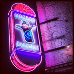 Photo taken at Voodoo Doughnut by Bernie G. on 7/4/2013