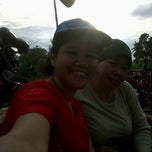 Photo taken at Bicycle Track Gintung by Faricha R. on 3/10/2013