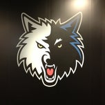 Photo taken at Timberwolves Administrative Offices by adam L. on 2/4/2013