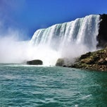 Photo taken at Maid Of The Mist - Canada entry by CarbZombie J. on 5/29/2013