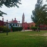 Photo taken at Al Gatto Nero by Emanuele B. on 8/19/2014