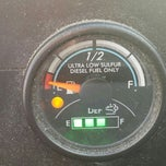 Photo taken at Redcliff Cardlock Esso by Martin H. on 4/17/2015