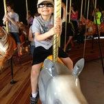 Photo taken at Carousel by Bj M. on 3/15/2013
