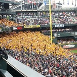 Photo taken at Safeco Field by Gregory L. on 5/26/2013
