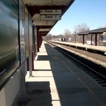 Photo taken at Metro North - Mt Vernon West Train Station by Enrico V. on 4/10/2014