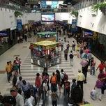 Photo taken at Terminal Terrestre by Felipe U. on 2/18/2013
