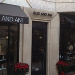 Photo taken at ALEX AND ANI Palm Beach by Tami S. on 11/27/2012