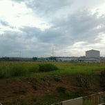 Photo taken at Kawasan Industri Delta Silicon 3 Lippo Cikarang by Sinaryo N. on 2/28/2013