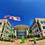 Photo taken at City of Cupertino by Minh T. on 5/7/2014