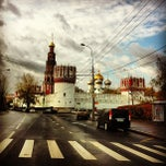Photo taken at Новодевичий монастырь by Александр <С> Г. on 10/7/2012