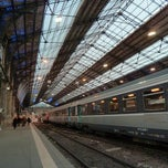 Photo taken at Gare SNCF de Paris Austerlitz by MikaelDorian on 12/13/2012