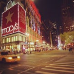 Photo taken at Macy's by Eliane v. on 4/24/2013