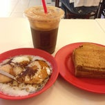 Photo taken at Ya Kun Kaya Toast by Molly C. on 3/22/2013