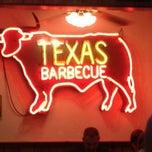 Photo taken at Green Mesquite BBQ by John N. on 11/18/2012