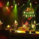 Photo taken at House of Blues by John G. on 1/8/2013