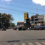 Photo taken at Patung Ngurah Rai Ubung by Fantastic Bali on 9/12/2014