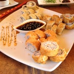Photo taken at Okasama Sushi & Delivery by Vanesa D. on 1/16/2013