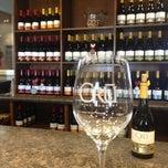 Photo taken at CRU Wine Company by Lina V. on 9/12/2014