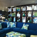 Photo taken at Mathis Brothers Furniture by Suzanne on 2/23/2013