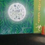 Photo taken at Planet Futsal by Richard N. on 4/6/2013