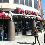 Photo taken at Tavern in the Square by Rhody R. on 10/13/2012