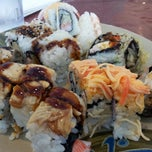 Photo taken at Kumo Japanese Seafood Buffet by Lisa on 6/16/2013