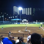Photo taken at Rainbow Wahine Softball Stadium by Oh Sherry on 3/16/2013