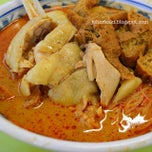 Photo taken at Heng Kee Curry Chicken Noodles by Tony J. on 5/3/2015