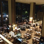 Photo taken at ISO Restaurant by Burutrad C. on 3/1/2015