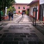 Photo taken at Facultad de Teatro by Sucel V. on 9/25/2012