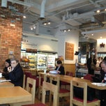 Photo taken at Pret A Manger by Marie F. on 5/22/2013