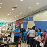 Photo taken at Banco de Venezuela by Rhodecia M. on 11/3/2012