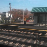Photo taken at SEPTA Eddystone Station by Andrew B. on 11/23/2012