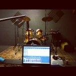 Photo taken at Red Light Sound by Ray K. on 11/22/2012
