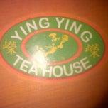 Photo taken at Ying Ying Tea House by Krizia B. on 12/27/2012