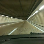 Photo taken at Tunnel A86 by Julien I. on 9/21/2012