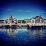 Photo taken at Straight Wharf by Kip F. on 10/14/2013