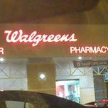 Photo taken at Walgreens by Jyeza 🎑 S. on 12/10/2013