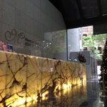 Photo taken at Meriton Serviced Apartments by Jose U. on 12/16/2012