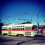 Photo taken at North Point & Jones Muni Stop by Rodrigo Erse M. on 1/27/2013