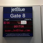 Photo taken at Gate 8 by Gary A. on 11/30/2012
