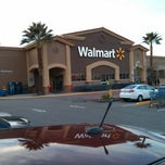 Photo taken at Walmart Supercenter by Robert T. on 1/25/2013