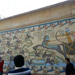Photo taken at Pharaonic Village by asmaa g. on 1/30/2013