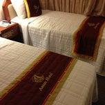 Photo taken at Asian Hotel Ho Chi Minh City by Masashi S. on 1/19/2013