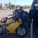 Photo taken at Cave Creek Coffee Company by Chris S. on 10/27/2013