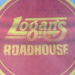 Photo taken at Logan's Roadhouse by Salena C. on 7/3/2013