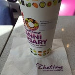 Photo taken at Chatime by Diane G. on 3/31/2015