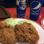 Photo taken at KFC by Anastasia L. on 7/21/2013